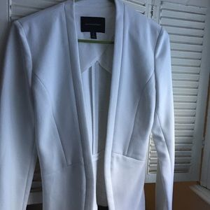Banana Republic fitted blazer
